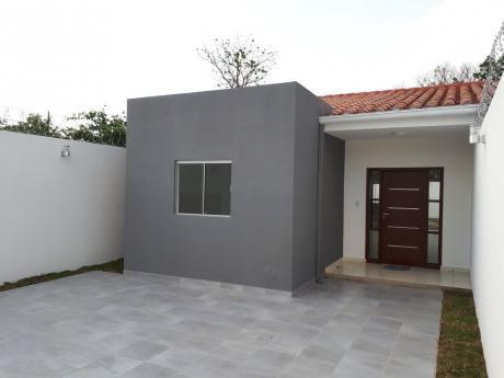 Valle Sanchez Casa A Estrenar Se Permuta Por Vehiculo O Terreno