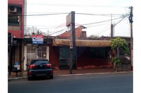 Vendo Inmueble En El Centro De San Lorenzo