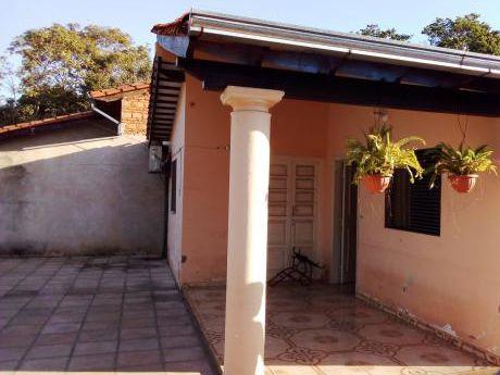 Vendo Casa En ñemby-barrio San Jose