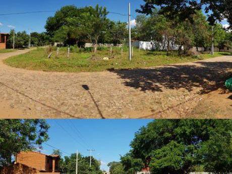 Vendo Amplio Terreno En Luque A Dos Cuadras De La Calle America.