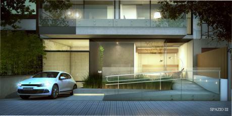 Apartamento 1 Dormitorio, 2 Baños, Garaje Opcional, Pocitos