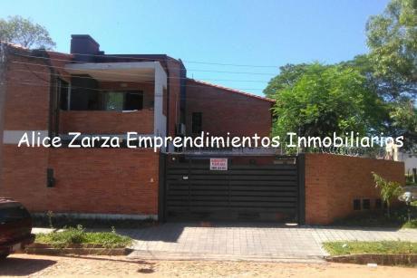 Alquilo Departamento En Planta Baja Zona Hipermercado El Pueblo - LambarÉ