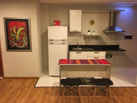Apartamento En Alquiler Asunción, Santa Librada