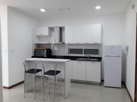 Apartamento En Alquiler Asunción, Villa Morra