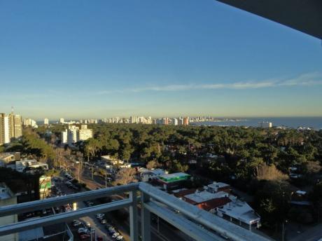 Ocupe Ya Con U106535 60.000 - 1 Dormitorio, Moderno, Con Servicios Playa Mansa