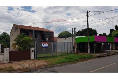 Vendo Casa En El Centro De San Lorenzo