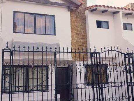 Hermosa Casa En Alquiler Por La Av. La Barranca (madre India)