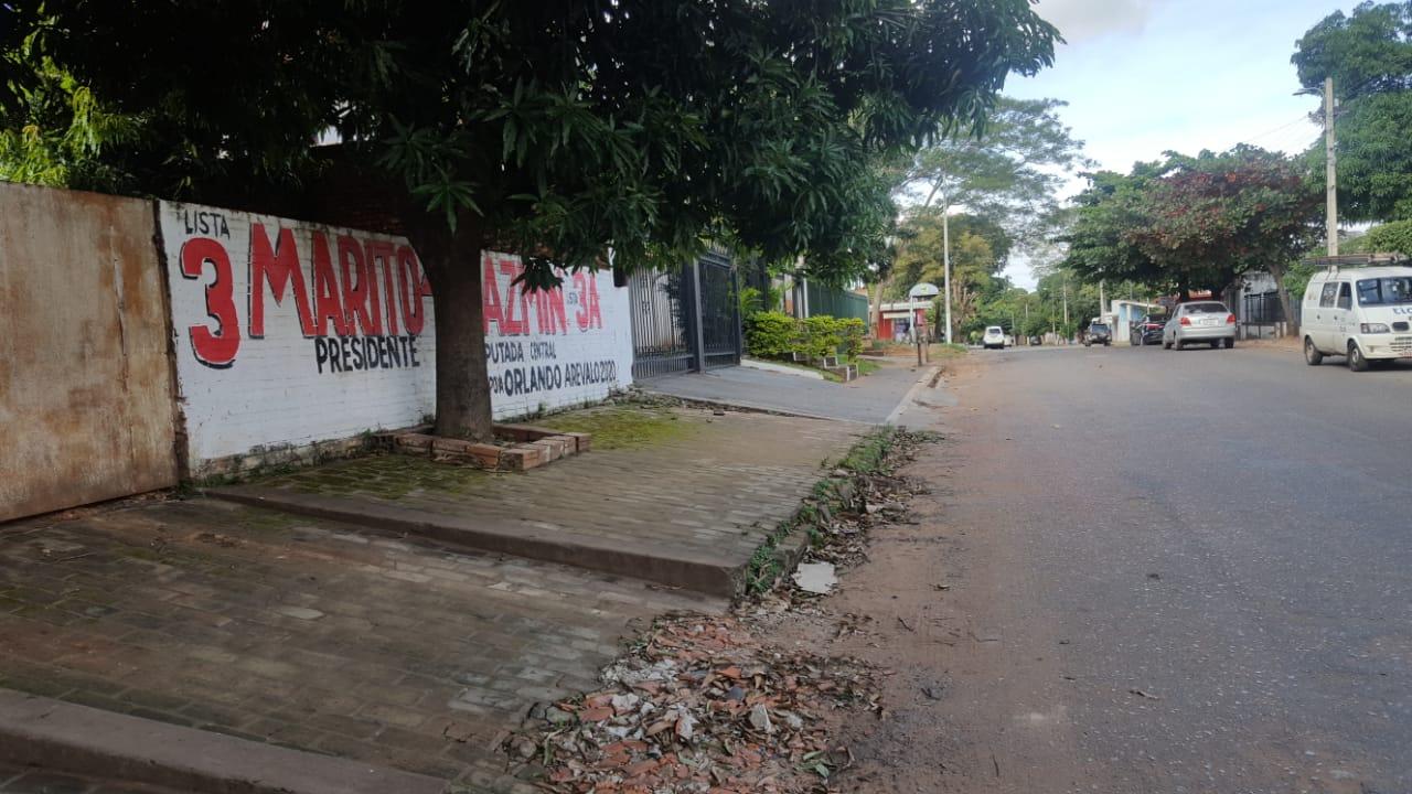 TERRENO: Terrno En Venta en Lambaré