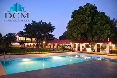 Hotel 5 Estrellas En Warnes En Venta