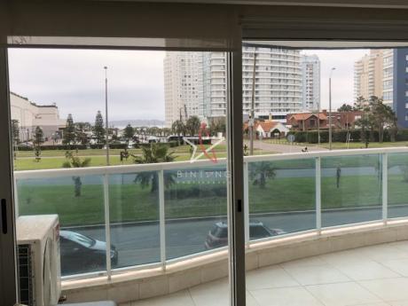 Apartamento, 2 Y 1/2 Dormitorios, Punta Del Este, Mansa, Alquiler Y Venta