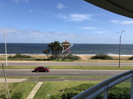 Apartamento, 3 Dorm En Suite, Punta Del Este, Mansa, Venta Y Alquiler