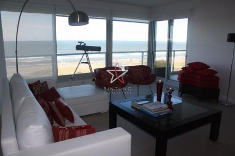 Apartamento 2 Suites Y Dependencia, Punta Del Este, Playa Brava, Venta