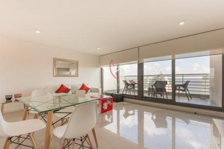 Apartamento Penthouse 1 Dormitorio, Aidy Grill, Punta Del Este, Venta