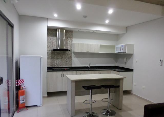 Alquilo Departamento Amoblado De Un Dormitorio Zona San Martín y Lillo