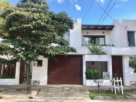 Amplia Y Hermosa Casa En Alquiler B/ Hamacas Nuevo Precio:1.200$us