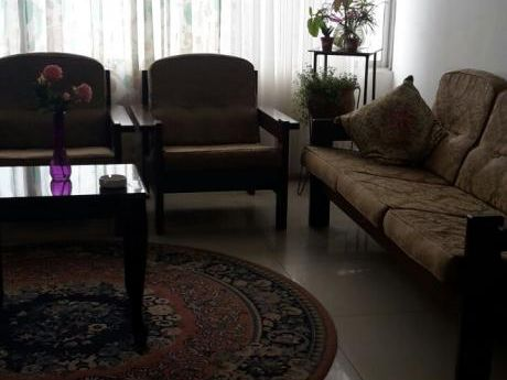 En Anticrético Dpto. En Condominio Zona 5to Anillo Entre Av.  Santos Dumont