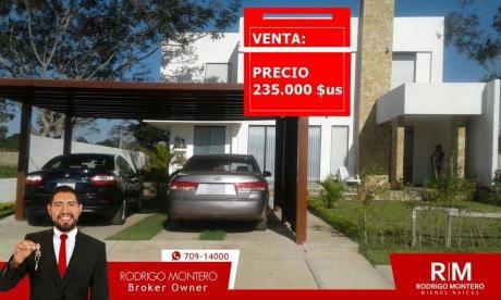 Tu Casa En El Urubó 235000 $us.