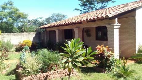Vendo Linda Casa En San Antonio, Barrio Salinas/la Merced