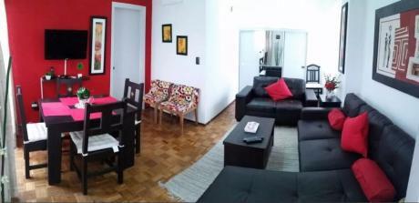 Alquiler De Apartamento 1 Dormitorio En Pocitos Nuevo, Montevideo