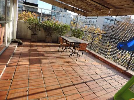 Berro Prox.av.brasil.penthouse Unico! Terraza 73 Mts