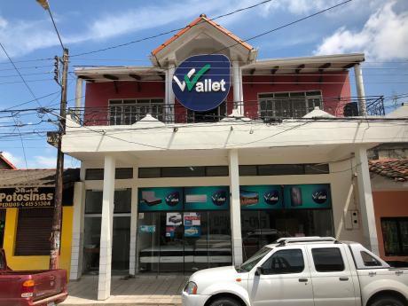 Casa En Venta Con Espacio Comercial Zona Montero