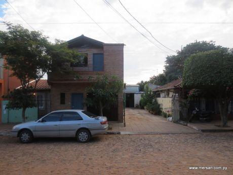 Casa En Bernardino Caballero Casi Itororo - Luque (133)