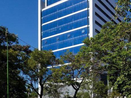 Torre De Las Américas Oficina Piso 6, 162,90 M2 + 2 Cocheras En P4 #23 Y #24