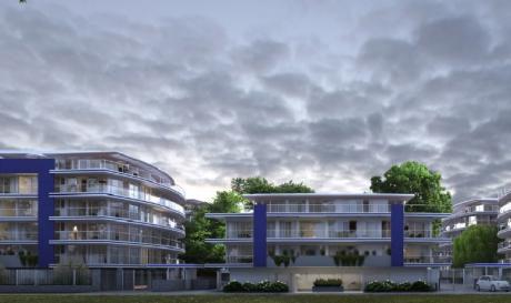 Penthouse De 2 Dormitorios En Parque Miramar