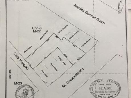 Vendo Terreno En Guarayos