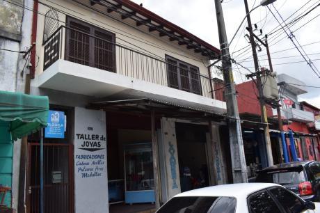Alquilo Departamento Zona Mercado 4 Pettirossi - Asuncion