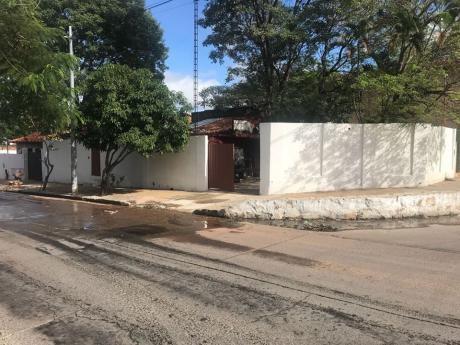 Vendo Casa En Calle Montevideo - Centro Asuncion