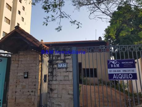 Alquilo Duplex En Barrio Mburucuya