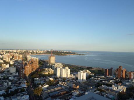 Estrene 2 Dormitorios, Gge La Mejor Vista De Montevideo