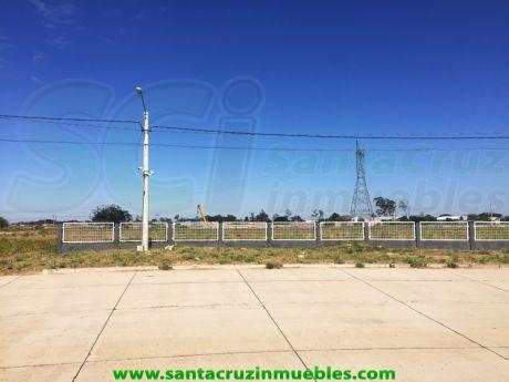 Av. Banzer Km 10, Terrenos En Venta En Parque Empresarial Coronado