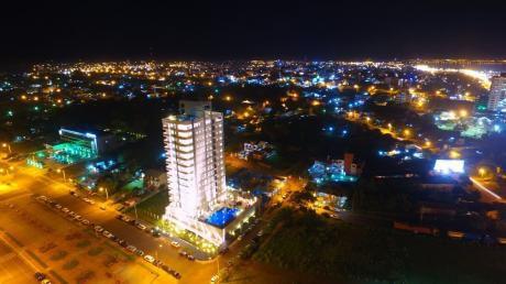 Torres Bolik Ofrece En Encarnación Hermoso Departamento De 2 Dormitorios