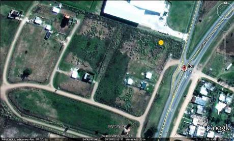 Terreno Sobre Ruta 101 Camino El Gallo