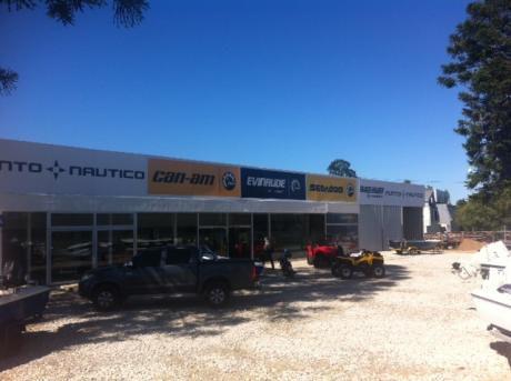 Venta De Local Comercial + Galpon Sobre Interbalnearia