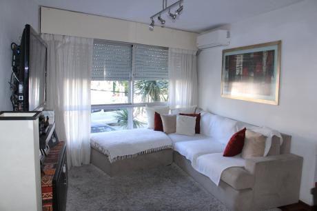 Impecable Apartamento En Punta Carretas.reservado.