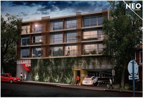 97394 - Apartamento Monoambiente En Venta En Pocitos