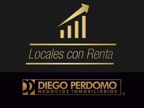 Local Con Renta En Venta, Montevideo.