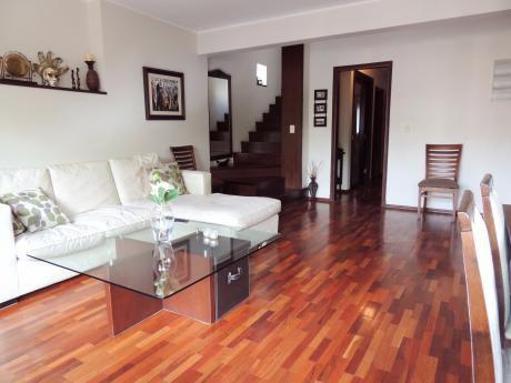 Venta - DÚplex - Punta Carretas - 3 Dormitorios Y Gge. - Usd 278.000
