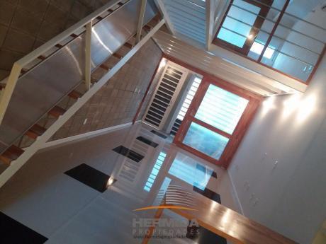 Diseño Amplio Moderna Propuesta Con Terrazas !
