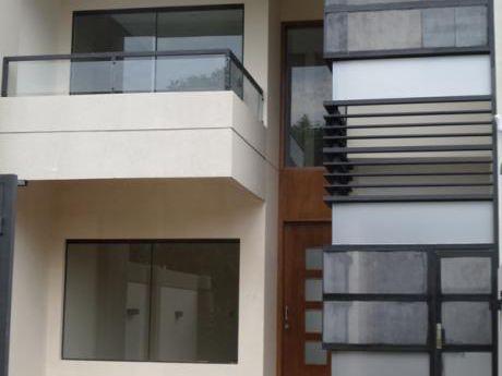 (536) Hermoso Duplex A Estrenar Zona Jubilados Bancarios