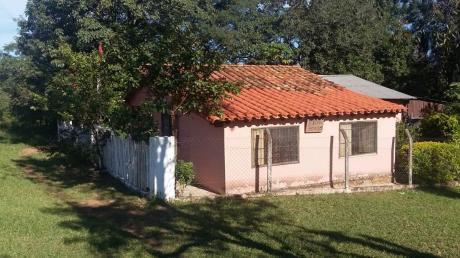 Vendo Casa Quinta En Piribebuy Ruta 2 Km 66