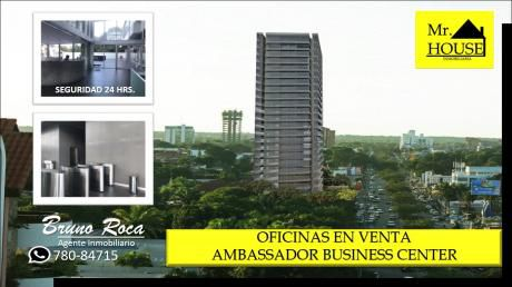 Oficinas En Venta - Ambassador Business Center