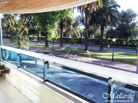 Apto. 3 Dorm + Serv. Punta Carretas Golf