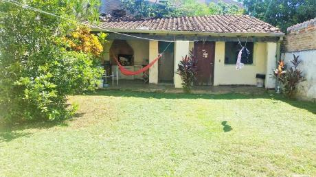 Vendo Terreno Con Casa En El Barrio Madame Lynch, 323 Usd X M2
