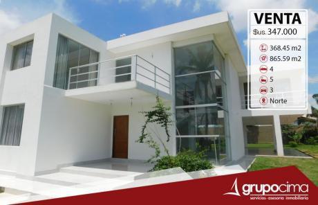 """Espectacular Casa En """"urubÓ Villa Bonita"""" 347.000 $us"""