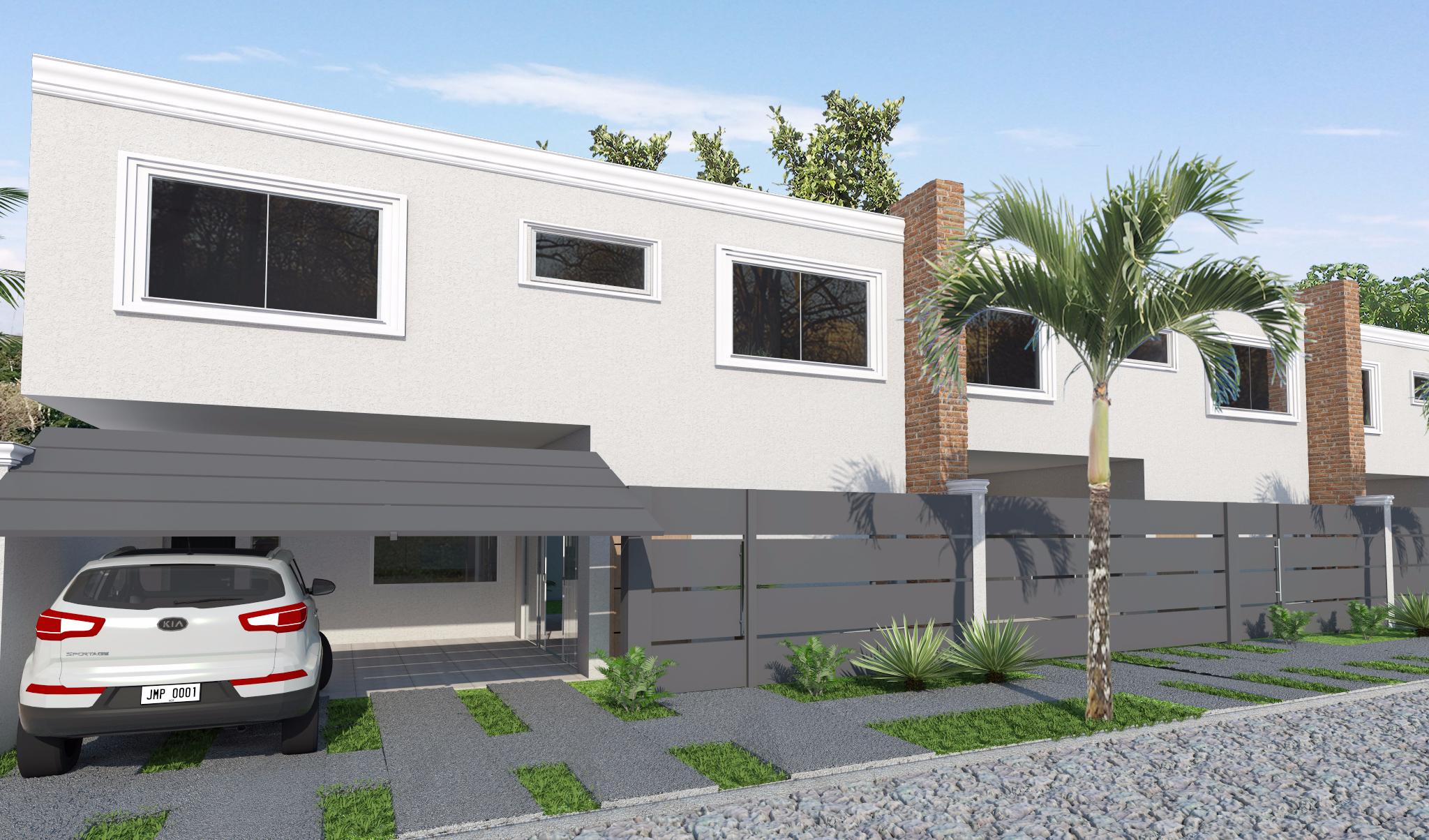 Vendo Duplex De 3 Dormitorios En Barrio San Cristobal | Herrera
