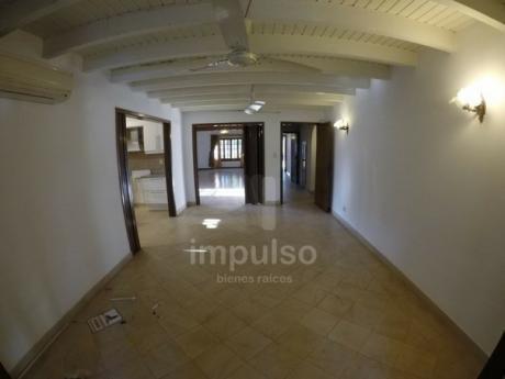 Imponente Casa En Alquiler Z/ Shopping Del Sol